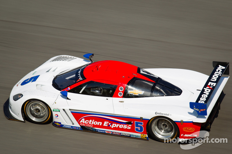 Action Express Racing ready to open 2013 with Daytona 24