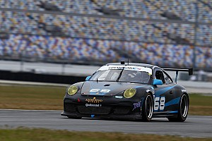 Grand-Am Qualifying report TRG Brings the heat to Daytona 24H