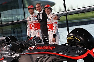 Formula 1 Interview Whitmarsh excited to showcase McLaren's new challenger - video