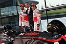 Whitmarsh excited to showcase McLaren's new challenger - video