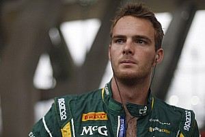 Formula 1 Breaking news Giedo van der Garde confirmed as Caterham F1 Team race driver