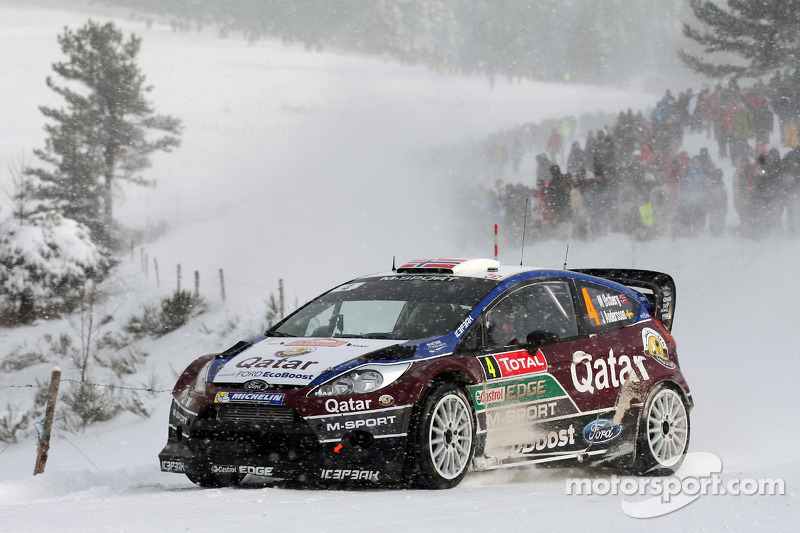 Qatar M-Sport chases Scandinavian success