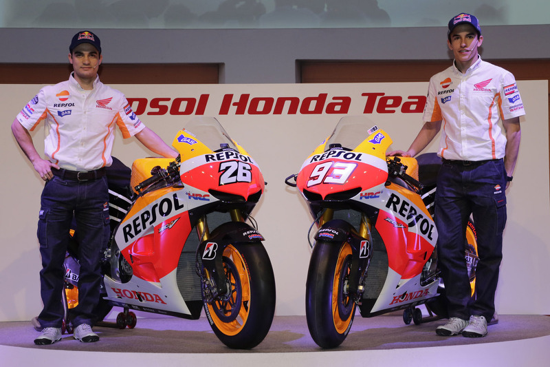 Strong start for Repsol Honda Team in Sepang testing