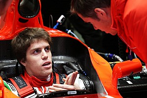 Formula 1 Breaking news Marussia still not saying Razia 2013 driver