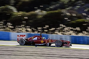 Formula 1 Breaking news Ferrari denies Alonso nursing rib injury