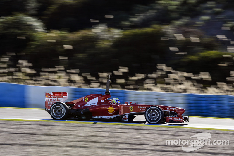 Ferrari denies Alonso nursing rib injury