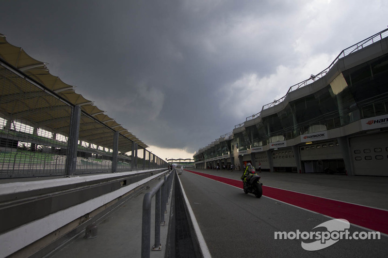 Successful Sepang test for Yamaha dream team