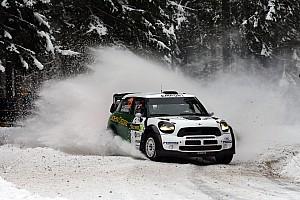 WRC Leg report Prodrive's Nikara shows pace leg 2 of Rally Sweden