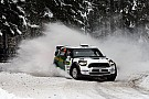 Prodrive's Nikara shows pace leg 2 of Rally Sweden