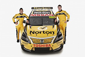 Supercars Interview Quotes on Nissan Motorsport 2013 team launch