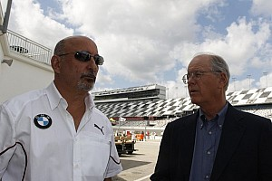 ALMS Interview Bobby Rahal has far-reaching oversight of racing operations