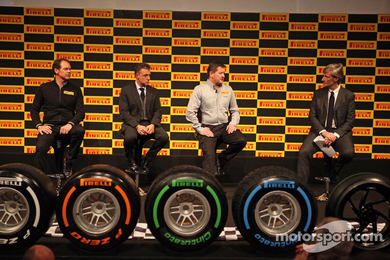 Pirelli announces nominations for start of 2013 season