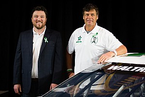 NASCAR Cup Special feature NASCAR, Swan Racing and Michael Waltrip partner to pay tribute to Newtown, CT., community