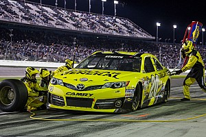 NASCAR Cup Race report Kenseth top Toyota finisher in Daytona Unlimited non-points race