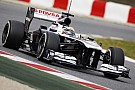 FIA tells Williams exhaust solution illegal