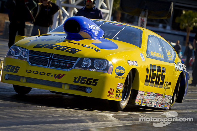 Coughlin has hot hand in Pro Stock as Phoenix race approaches