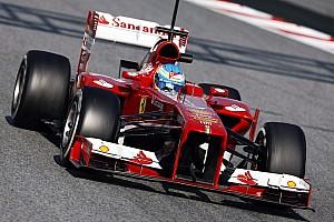 Formula 1 Breaking news New Ferrari not quickest in field - Domenicali