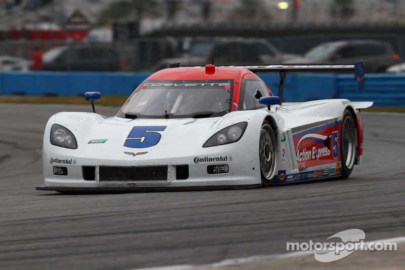 Action Express Racing targets success in Texas
