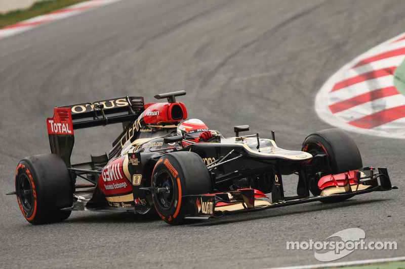 Lotus denies engine maps issue will slow 2013 car