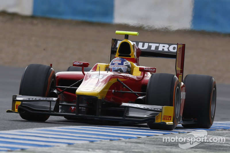 Racing Engineering completes a successful three days of testing at Jerez