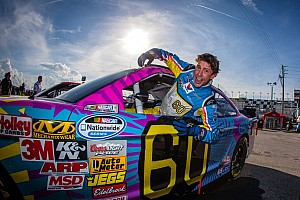 NASCAR XFINITY Interview Travis Pastrana: I'm passionate about what I do and I love that passion