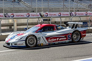 Grand-Am Race report Mixed fortunes for Action Express Racing in Texas