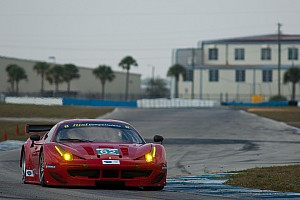 ALMS Preview Risi Competizione returning to ALMS with renewed vigor and determination