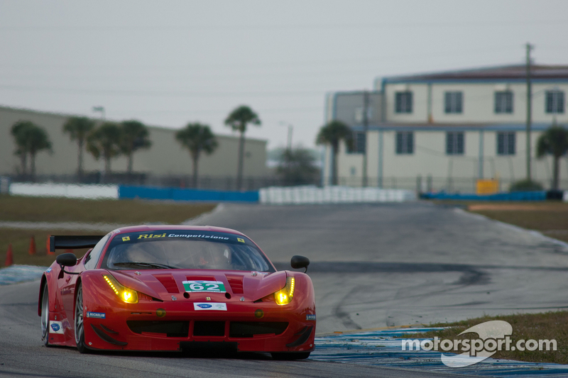 Risi Competizione returning to ALMS with renewed vigor and determination