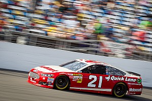 NASCAR Cup Qualifying report Wood Brothers Racing lines up 36th at Vegas 400 due to weather
