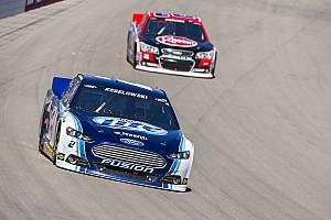 NASCAR Cup Race report Keselowski post race press conference in Las Vegas