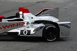 ALMS Preview Bridgestone Americas announces alliance with DeltaWing Racing Cars for 2013 Season