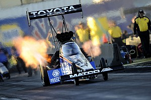 NHRA Preview Antron Brown is looking forward to getting to Gainesville