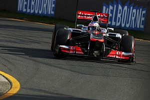Formula 1 Breaking news McLaren electronics causing trouble in Melbourne