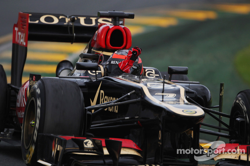 Pirellli tyre spices up the action in Australian GP