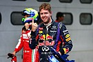 Best qualifying by Red Bull at Malaysia