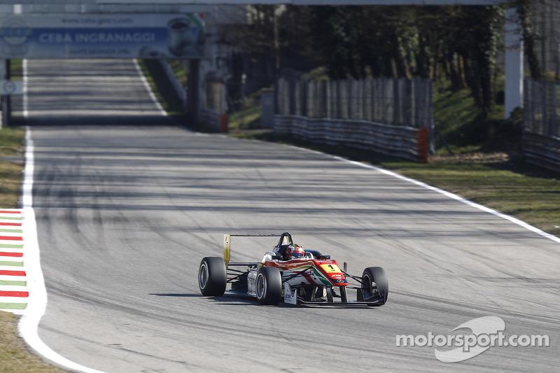 A home victory for Raffaele Marciello in Monza race 1