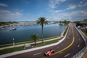 IndyCar Qualifying report Wilson and Beatriz ended qualifying 13th and 18th for St. Pete race