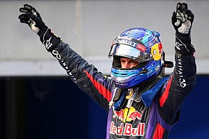 Formula 1 Race report Vettel takes controversial victory over Webber in Malaysian Grand Prix