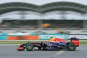 Formula 1 Breaking news Webber will race in China - father