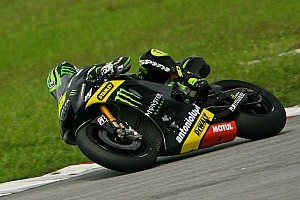 MotoGP Testing report Crutchlow in command at Jerez