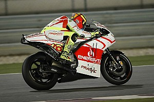 MotoGP Qualifying report First top ten start for Iannone after Qatar qualifying