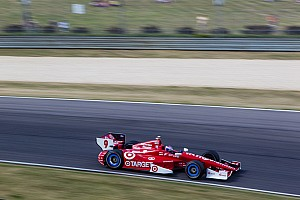 IndyCar Race report Dixon stars in battle at Barber