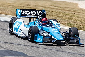 IndyCar Race report Pagenaud & Vautier persevere to claim top-10 finishes at the Grand Prix of Alabama