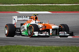 Formula 1 Preview Sahara Force India gets set for the Chinese GP