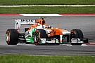 Sahara Force India gets set for the Chinese GP