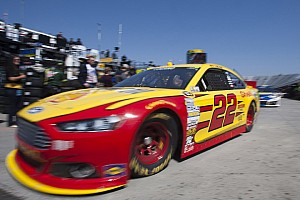 NASCAR Cup Preview Penske Racing looking forward to Texas 500