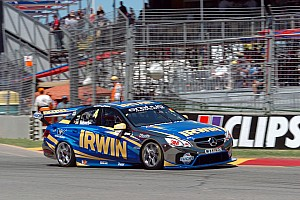 Supercars Race report IRWIN Racing rounds-out busy fortnight of V8 racing in New Zealand