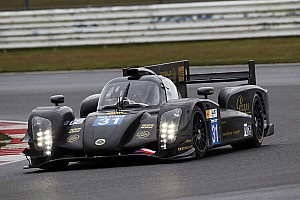 WEC Race report Lotus Praga LMP2 third day at the 6 Hours of Silverstone