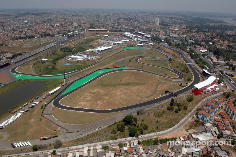 Sao Paulo denies Ecclestone to axe Interlagos