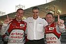Audi names Dieter Gass as Head of their DTM program